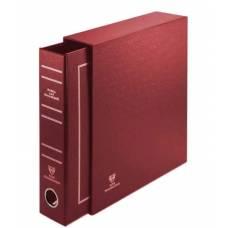 Футляр для папок толщиной 60 мм, цвет «Бордо»