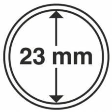 Капсула 23 мм для хранения монет.