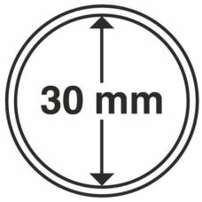 Капсула 30 мм для хранения монет.