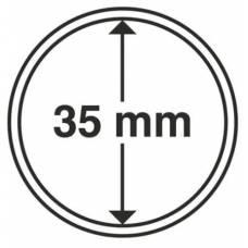 Капсула 35 мм для хранения монет.