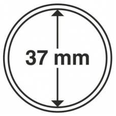Капсула 37 мм для хранения монет.