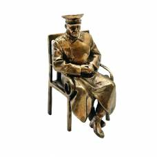 Статуэтка Сталин (латунь)