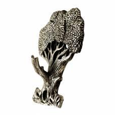 "Вешалка ""Дерево"" (мельхиор)"